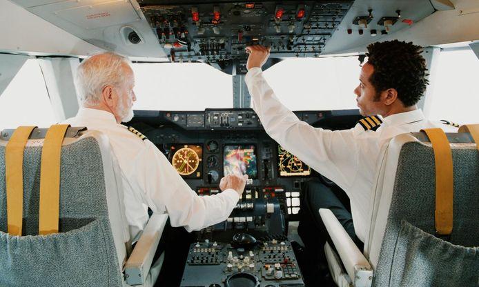"""""""Honderden piloten vliegen terwijl ze met een depressie of zelfs zelfmoordgedachten kampen, zonder de mogelijkheid zich te laten behandelen uit vrees voor de negatieve impact op hun carrière"""", aldus de vorsers."""