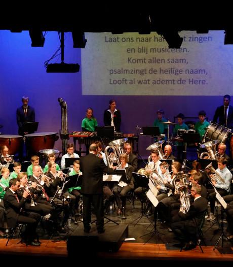 Muziekvereniging Excelsior viert 125 jaar in het Ledeltheater