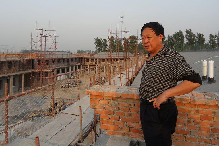 Sun Dawu op een foto uit 2012. Beeld AP