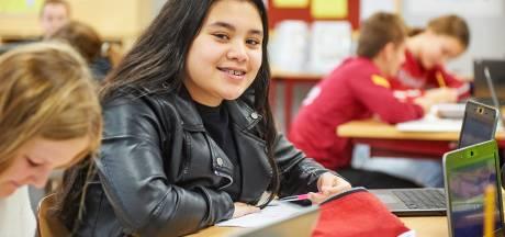 Jaylin Siahaija uit Oss is 11 jaar en strijdt voor gelijke kansen voor elk kind