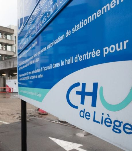 Les visites au CHU de Liège à nouveau interdites: plusieurs clusters détectés