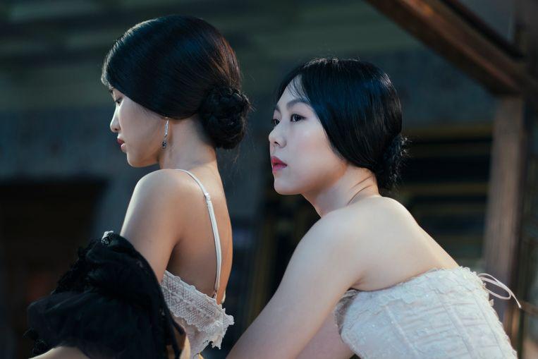 'The Handmaiden': knap staaltje vertelkunst. Beeld RV Magnolia Pictures