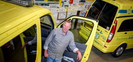 Australiërs zó onder de indruk van 'onze' Stichting Ambulance Wens, dat ook daar wensen uitkomen