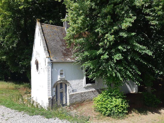 De kapel Onze-Lieve-Vrouw in't Hammeke in Zemst wordt binnenkort gerestaureerd.