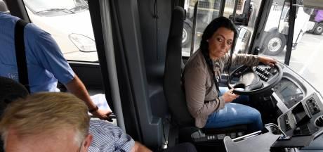 Open dag met rijtest voor kandidaat-buschauffeur
