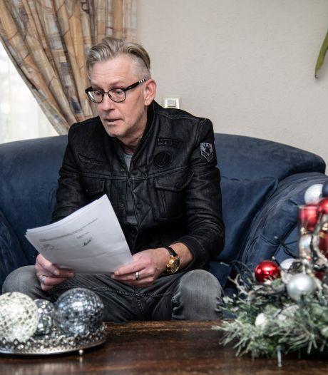 Rob moet na 25 jaar zijn huis op De Groene Heuvels uit en kerst op straat vieren