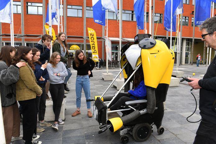 Festival and& bracht in een eerdere editie ook al wonderbaarlijke technologieën naar Leuven.