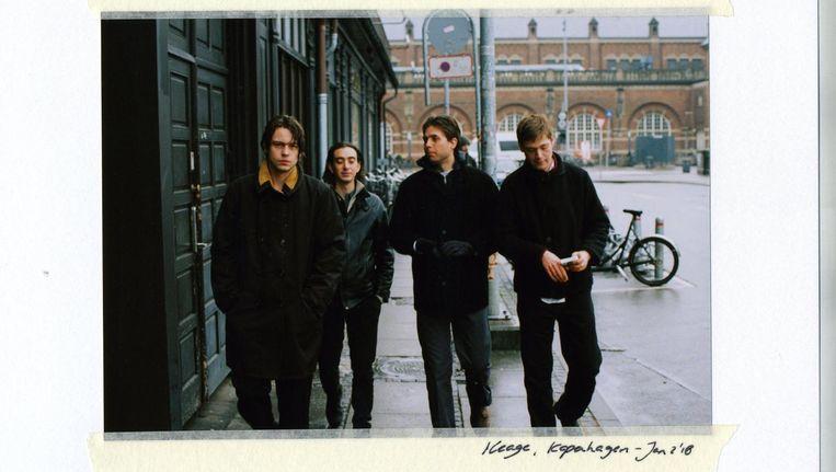 Een van de allermooiste Kopenhaagse bands van het moment is Iceage. Beeld null