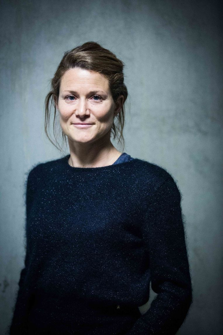 Anneleen Van Bossuyt. Beeld Bas Bogaerts
