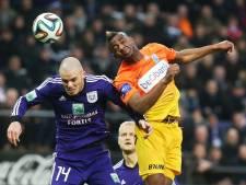 Van den Brom wint met Anderlecht van Genk