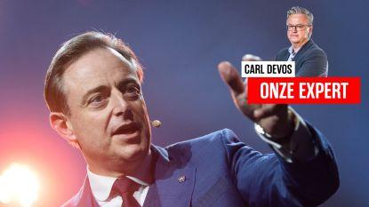 """Carl Devos analyseert de Grote Peiling: """"Voor N-VA meer dan ooit duidelijk dat ze in de regering moeten"""""""
