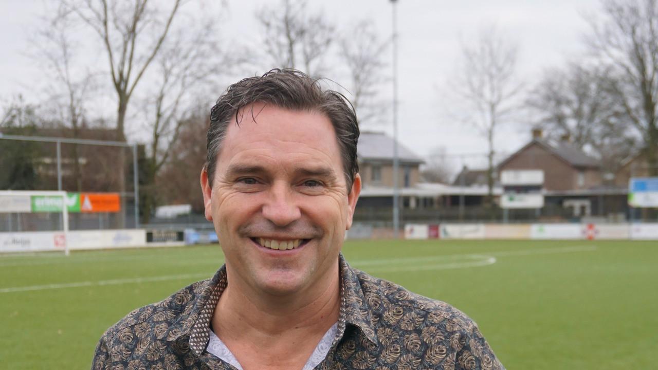 Trainer Harold van Doorn van ONDO