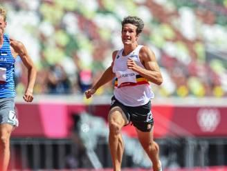 LIVE OS. Thomas Van der Plaetsen start sterk aan tienkamp met tweede tijd uit carrière op 100 m