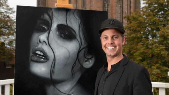 Van reclamefotograaf naar kunstenaar: Thomas oogst lof met portret van Peter R. de Vries