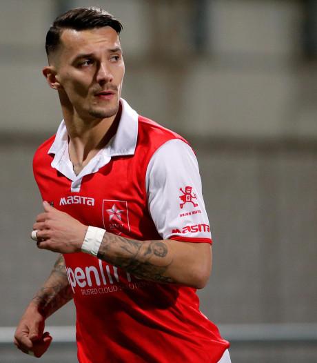 Voormalig Willem II'er Jordy Croux naar Roda JC