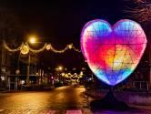 Een metersgroot hart dat licht geeft en klopt, om Zeistenaren een hart onder de riem te steken