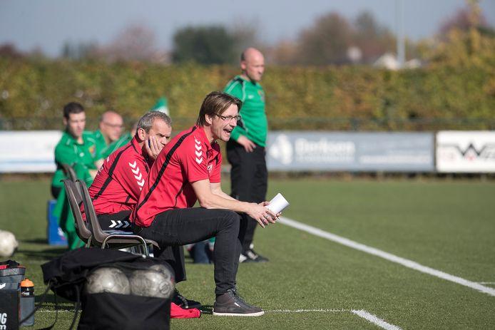 Berthil ter Avest vervolgt zijn trainersloopbaan in Twello.