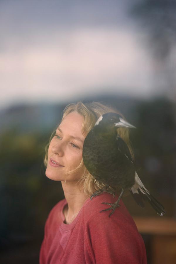 Naomi Watts in 'Penguin Bloom'.