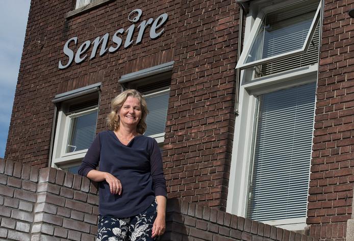 Renée Wilke is de nieuwe bestuurder van zorginstelling Sensire.