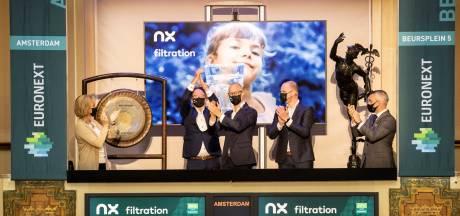 Nog geen cent verdiend, maar NX Filtration in Enschede is al half miljard waard