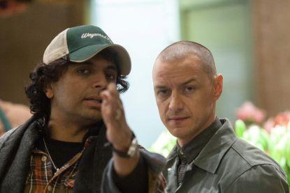 """Regisseur 'Split': """"Ik moest en zou James McAvoy strikken"""""""