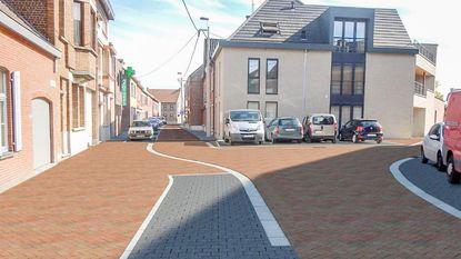 Zo ziet eerste fietsstraat eruit