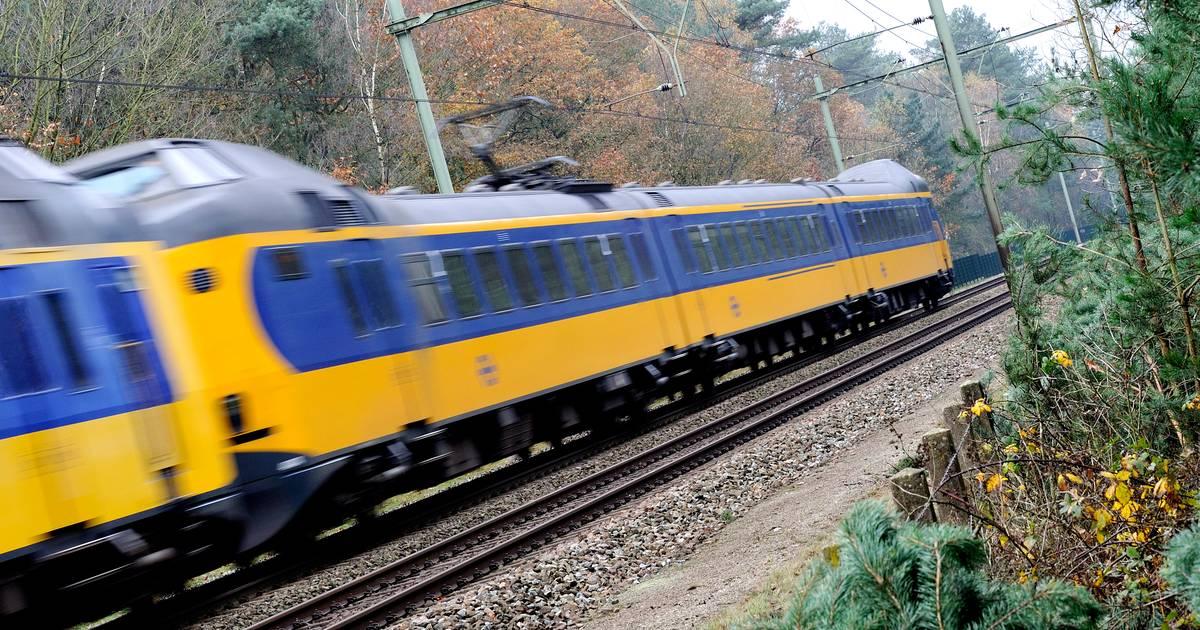 Geen treinen tussen Zwolle en 't Harde wegens aanrijding op spoor.
