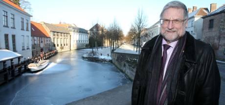Ere-schepen Jean-Marie Bogaert (70) herstelt na hartstilstand in het Brugse Gruuthusemuseum