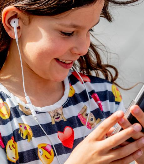 Voor het eerst verstoken we 100 miljard MB in een kwartaal met de smartphone