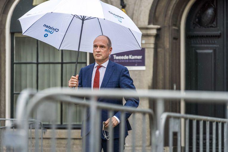 Gert-Jan Segers vreest dat veel bij het oude zal blijven in de politiek. Beeld ANP