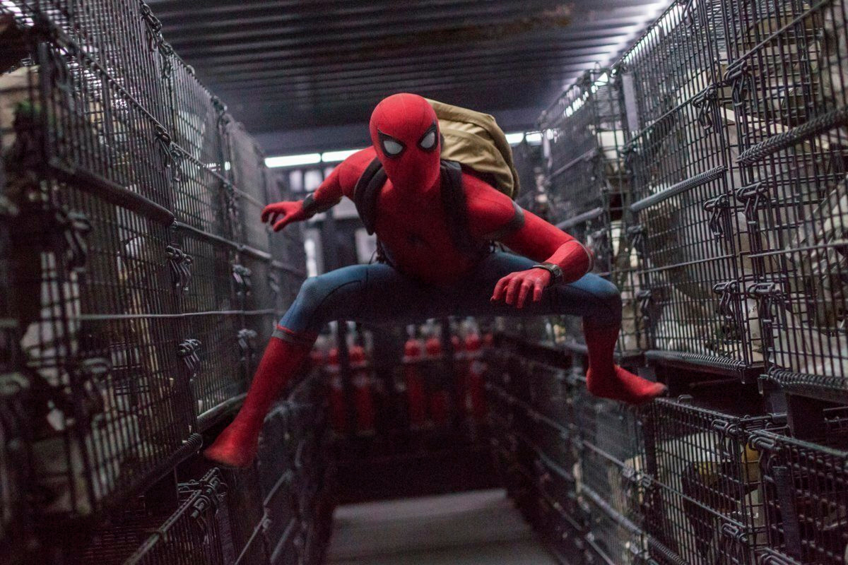 De toekomstige 'Spider-Man'-films zullen op Netflix te zien zijn.