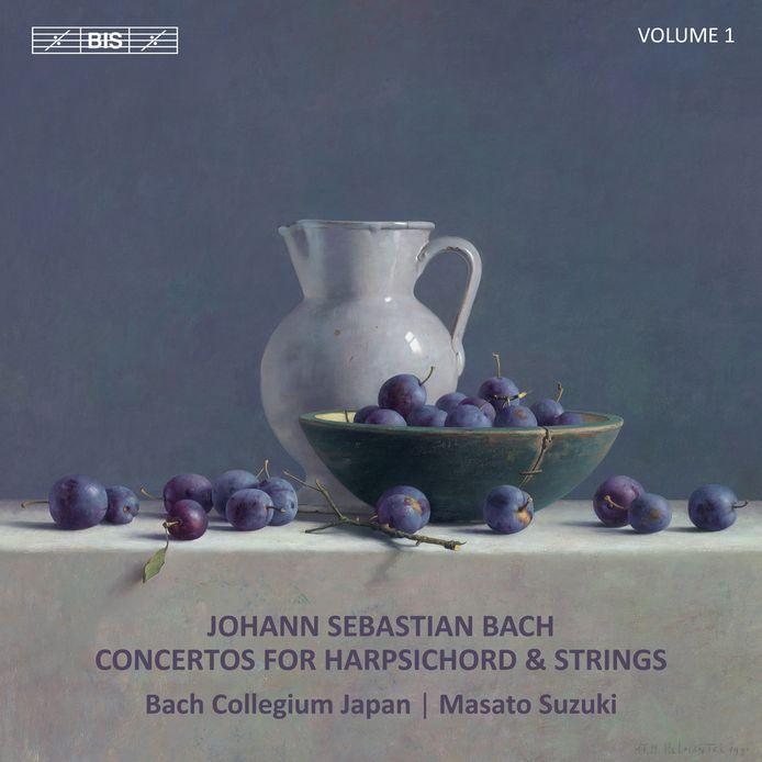 Masato Suzuki, Johannes Sebastian Bach, concertos for harpsichord & strings.