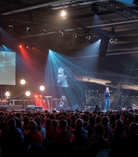 4M Event in Enschede: 'Met mannen onder elkaar praten over geloof'