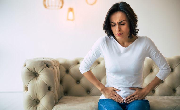 Endometriose Beeld Getty Images