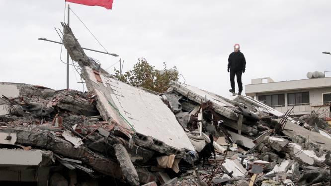 Dodentol aardbeving Albanië loopt op tot 46, hulpverleners geven hoop niet op