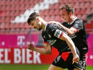 Transfervrije Marco van Ginkel over zijn toekomst bij PSV: 'Een soort abc'tje'