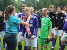 Pre-games G-voetbal voor Special Olympics in Haaksbergen smaken naar meer