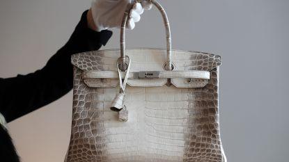 Geveilde handtas van Hermès breekt opnieuw een record