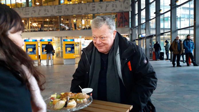 Senioren zoeken de liefde op Rotterdam Centraal