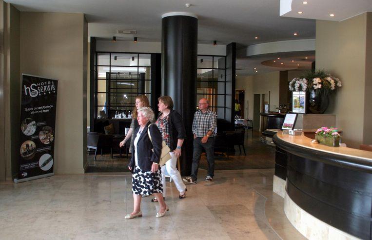 De hotelsector zit in Sint-Niklaas tegen de maximale capactiteit aan. Voor het eerst is de kaap van de 100.000 overnachtingen per jaar gerond.