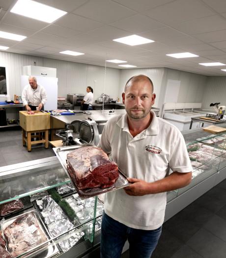 Nijnselse slager gaat alleen voor 'puur' Brabants