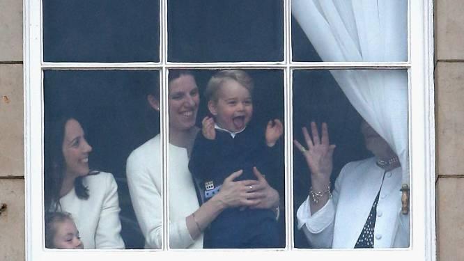 De Mary Poppins van Kensington Palace: deze nanny regelt de levens van prins George en prinses Charlotte