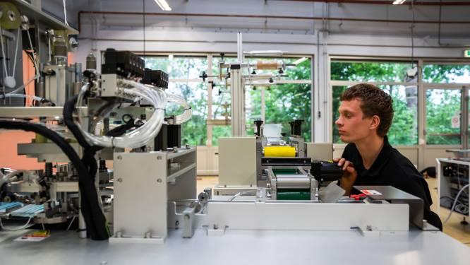 Nederlandse mondmaskerfabriek uit Arnhem in lange wachtrij voor goedkeuring
