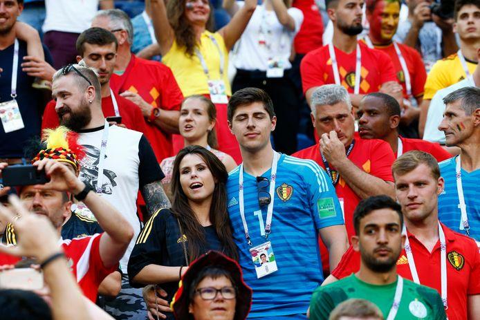 Comme en 2018, les DIables Rouges joueront devant des supporters à Saint-Pétersbourg.