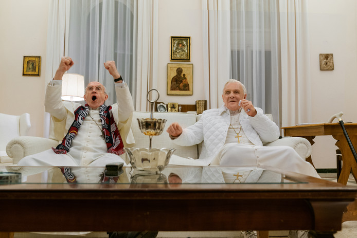 The Two popes.