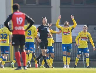 """Lukas Van Eenoo slikt met KVC Westerlo late gelijkmaker in sleutelmatch op Seraing (1-1): """"We blijven met de punten morsen"""""""