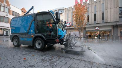 Straten krijgen poetsbeurt na rioleringswerken in Schanslaan
