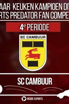 Dominant SC Cambuur wint vierde periodetitel Rocket League-competitie