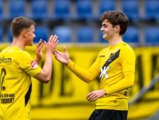 NAC zet FC Volendam met gemak opzij en bereikt halve finale play-offs