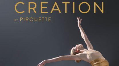 Dansschool Pirouette brengt show Creation  in Kortrijk Xpo